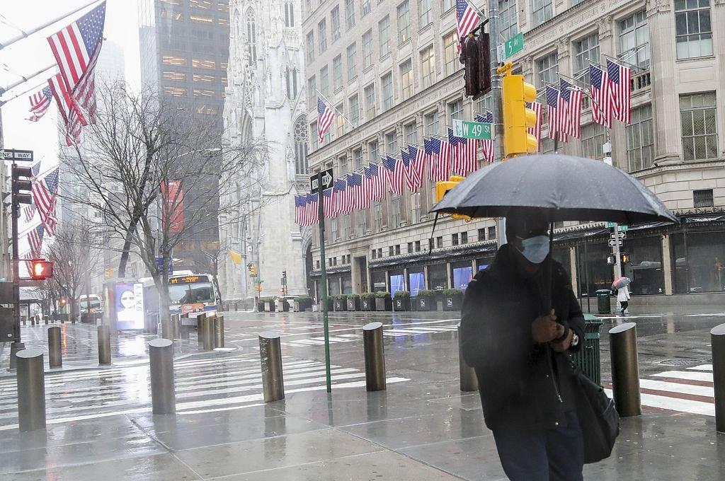 Nueva York es el estado más afectado por el coronavirus. Crédito: Xinhua