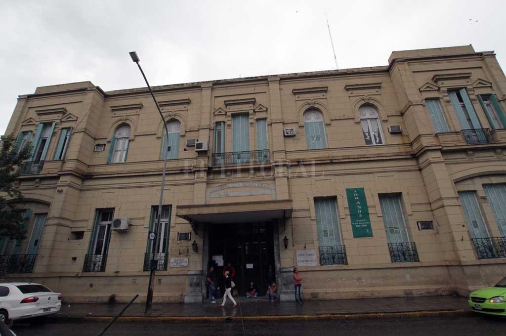 Los internos heridos se encuentran internados en el Cullen Crédito: Mauricio Garín