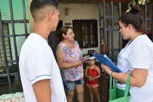 Continúan las acciones de prevención de dengue en distintos sectores de la ciudad