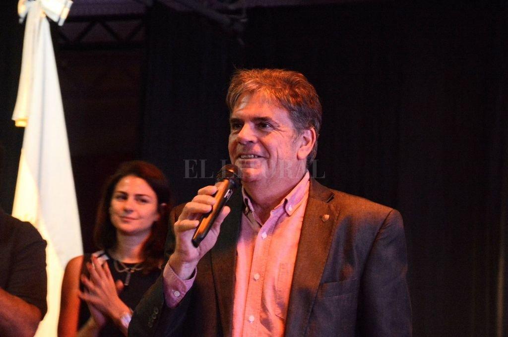 El ministro de Cultura, Jorge Llonch.  Crédito: Archivo El Litoral