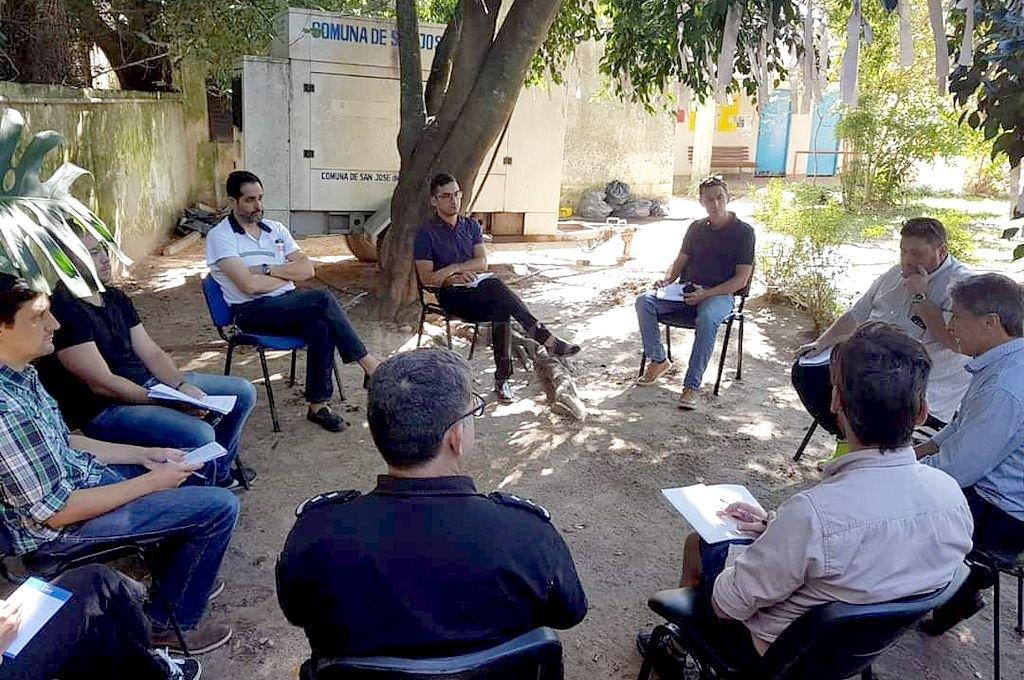 Crédito: Prensa Municipalidad de San José del Rincón