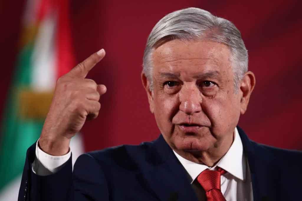 Andrés Manuel López Obrador, presidente de México. Crédito: Gentileza