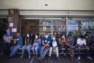 Venezuela supera los 100 contagiados por coronavirus