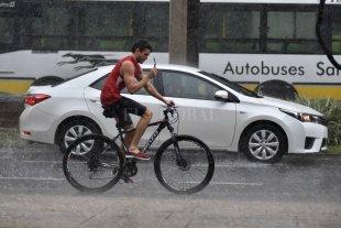 Renovaron el alerta por lluvias y tormentas intensas en Santa Fe