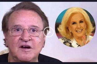 """Carlos """"Quico"""" Villagrán hizo un chiste de mal gusto sobre el coronavirus y Mirtha Legrand -  -"""