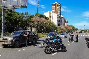 Coronavirus en Argentina: 1000 vehículos secuestrados y más de 6.000 detenidos por no cumplir el aislamiento obligatorio -  -