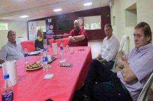Cornaglia conformó el comité de crisis en el departamento Belgrano