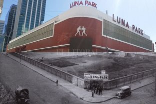 Luna Park, 88 años de piñas y algo más