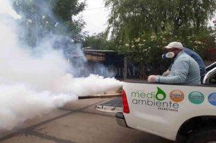 San Jorge se defiende de dos amenazas: Coronavirus y dengue