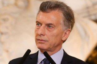 """Macri pidió que """"rescaten"""" a los argentinos varados en el exterior"""