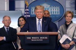 El Congreso de Estados Unidos finalmente aprobó el mayor estímulo fiscal de su historia -  -