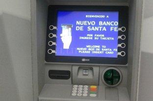 Ya se puede retirar dinero en los cajeros automáticos sin contar con una tarjeta de débito -