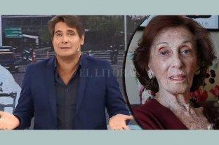 Guillermo Andino dio por muerta a Hilda Bernard y luego se rectificó