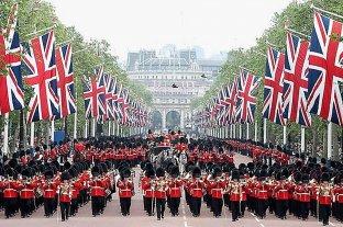 Londres: cancelan la celebración popular del cumpleaños de la Reina
