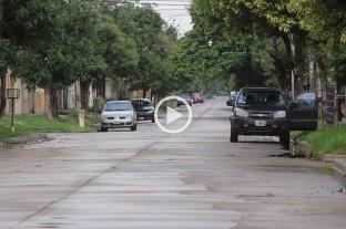 Pedro Ferré y Alberdi: preocupación de vecinos por los reiterados robos -  -