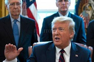 Estados Unidos: Trump promulga un mega plan económico por el coronavirus