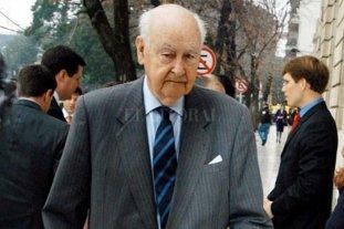Falleció el exministro de Economía Roberto Alemann