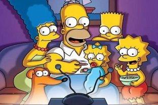 """Fox anunció maratón de """"Los Simpson"""" para pasar la cuarentena -"""