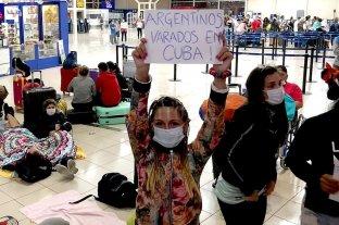 El gobierno creó un programa para asistir a los argentinos varados en el extranjero -  -