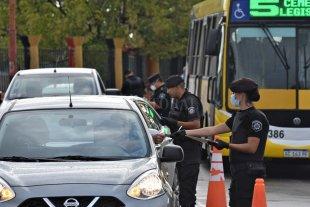 24 personas fueron trasladadas por incumplir la cuarentena en Santa Fe en las últimas horas  -  -