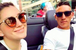 Murió la novia de Ricardo Centurión en un accidente automovilístico