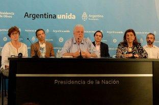 """Ginés González García: """"Los especialistas opinaron unánimemente que hay que prorrogar la cuarentena"""""""