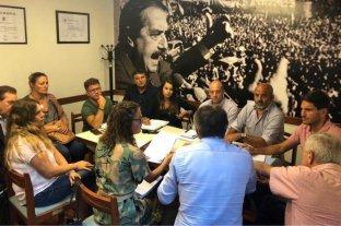 Bloque de diputados radicales expresan su solidaridad con la intendenta de Sastre