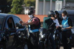 Ya son 2.466 los detenidos o demorados por incumplir el aislamiento en la ciudad de Buenos Aires