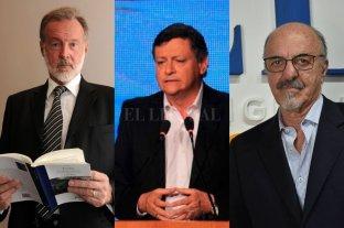 Oficializaron a los embajadores de Chile, Paraguay y México -  -