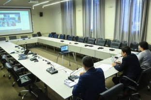 Diputados realizará este lunes su primera reunión de comisión a través de videollamada