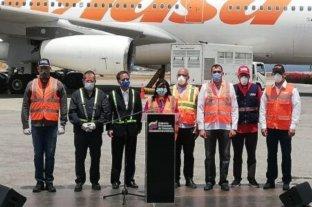 Llegan a Venezuela médicos y ayuda de China para luchar contra el coronavirus
