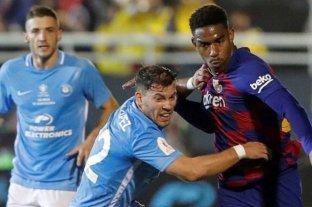 Barcelona ofrecerá al lateral Júnior en la negociación por Lautaro Martinez