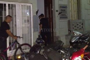 Lo detuvieron por violar la cuarentena y descubrieron que circulaba en una bicicleta robada