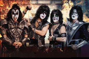Reprograman show de Kiss para el 21 de noviembre