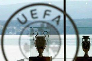 UEFA debatirá el miércoles los pasos a seguir en el fútbol europeo