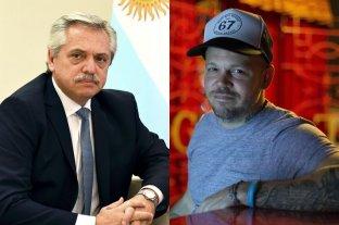 Alberto Fernández charlará en vivo por Instagram con Residente