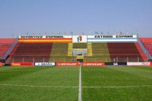 Los jugadores de Deportivo Español denuncian que no cobran desde enero