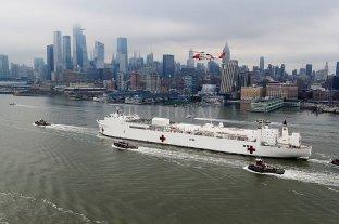 Nueva York supera las 1.200 muertes por el coronavirus