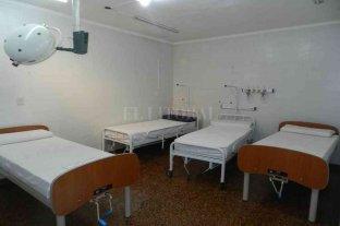 Acondicionan el hospital de San Javier para atender casos de Covid 19 -  -
