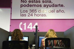 Aumentaron un 56% los llamados al 144 en Buenos Aires a partir de la cuarentena