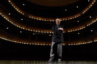 La ópera de luto: Contantino Juri muere a causa del coronavirus -  -