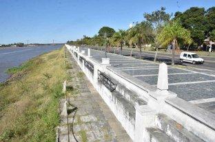 El Río Paraná continúa en descenso y se acercaría a niveles históricos -  -