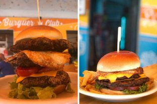La Esquina Burguer Club, comida casera para los días de aislamiento