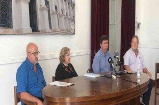 En Esperanza, Pirola presentó el Comité de Emergencia del departamento Las Colonias