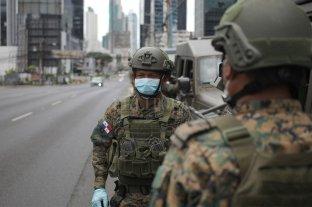 Panamá se pone firme con la cuarentena