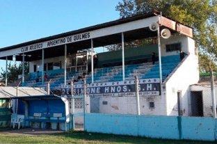 Robaron en el club Argentino de Quilmes