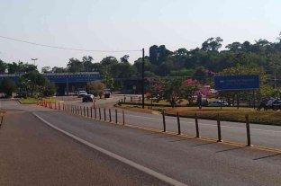 Misiones denuncia que, pese al cierre de fronteras, sigue ingresando gente desde Brasil