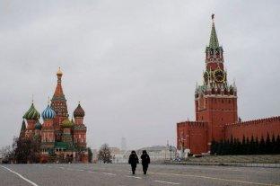 Rusia supera los 2300 contagios y hay 17 víctimas fatales por coronavirus