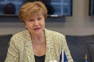 """Kristalina Georgieva pide un """"ambicioso plan de acción"""" al G20 para enfrentar al coronavirus"""