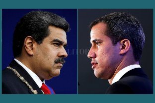 """Estados Unidos propone una transición """"sin Maduro ni Guaidó"""" para Venezuela"""